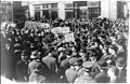 Industrial Workers of the World (I.W.W.) demonstration, New York City LCCN98502771.jpg