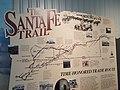 Informational panel at Morton County Historical Society Museum in Elkhart, Kansas (8362b517ccba474188703f7dba18588a).JPG