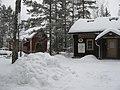 Informationscentret Kurjenpesä vintern 2010.jpg