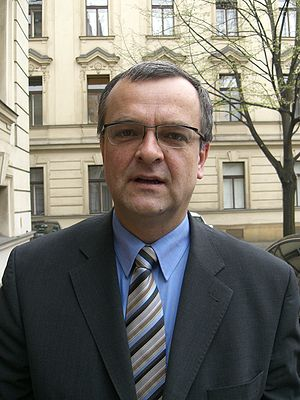 Czech legislative election, 2006 - Image: Ing.Miroslav Kalousek