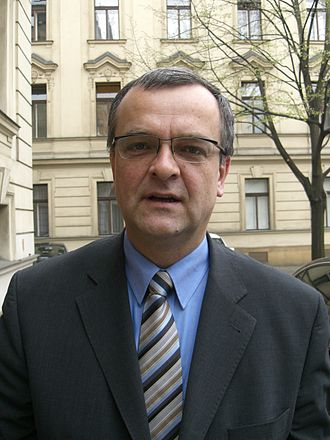 2006 Czech legislative election - Image: Ing.Miroslav Kalousek