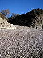 Inlet in the cliffs, Far Arnside - geograph.org.uk - 1616499.jpg