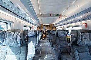 TCDD HT80000 - Image: Inno Trans 2016 TCDD HT 80000 Siemens Velaro TR (9)