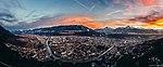 Innsbruck Panorama 2017