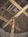Inside Kinwarton Dovecote - geograph.org.uk - 124966.jpg