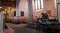 Inside St George's church, Washington in the parish of Fatfield.jpg