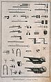 Instruments of mining equipment. Etching by Bénard after Gou Wellcome V0023514ER.jpg