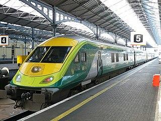 InterCity (Iarnród Éireann)