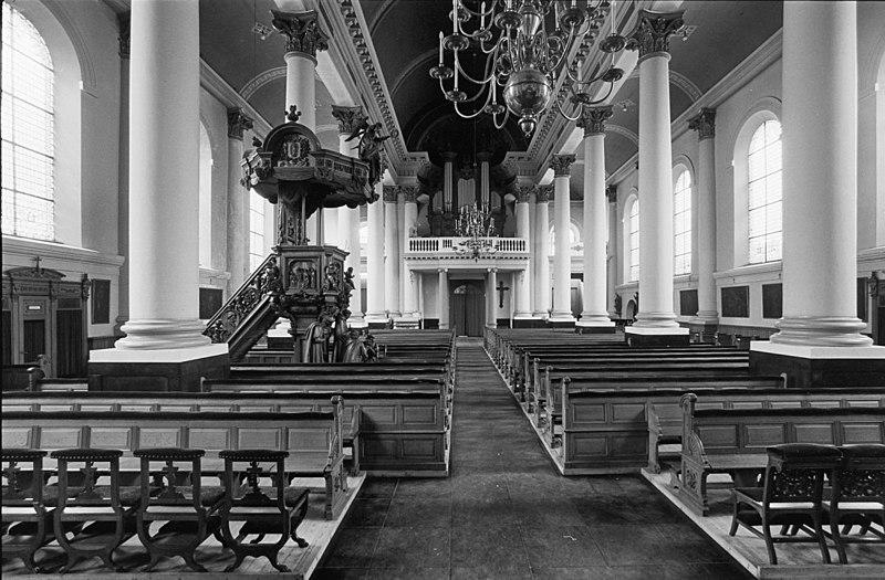 Sint-Antoniuskerk in Breda   Monument - Rijksmonumenten.nl