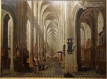St Peter S Church Leuven Wikipedia