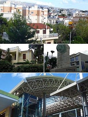 Πώς να πάτε στο προορισμό Νέο Ηράκλειο με δημόσια συγκοινωνία - Σχετικά με το μέρος