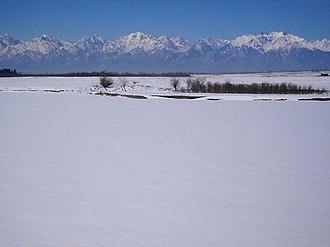Irkut River - Image: Irkut 1