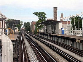 Image illustrative de l'article Irving Park (Ligne brune CTA)