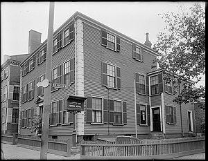 Isaac Hall House
