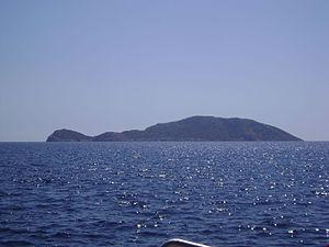 Piperi (Greece) - View of Piperi