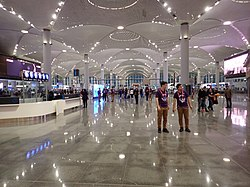 Istanbul Airport inside hall.jpg