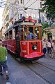 Istanbul nostalgic tram.jpg
