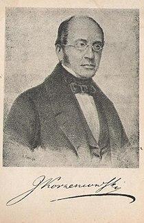 Józef korzeniowski z autografem.JPG