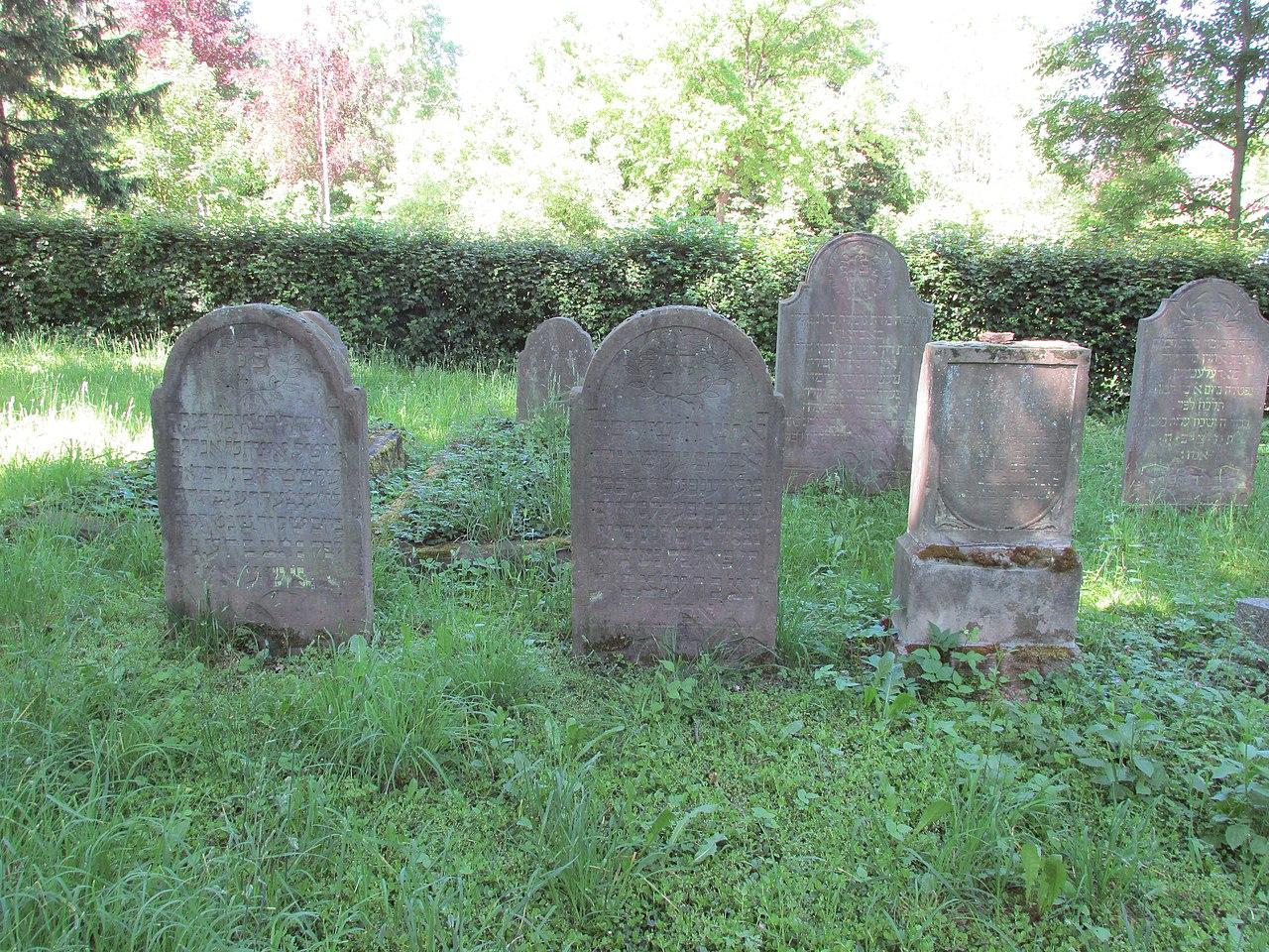 Jüdischer Friedhof, 2, Lauenförde, Landkreis Holzminden.jpg