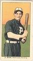 J. Ryan, Portland Team, baseball card portrait LCCN2008677313.tif