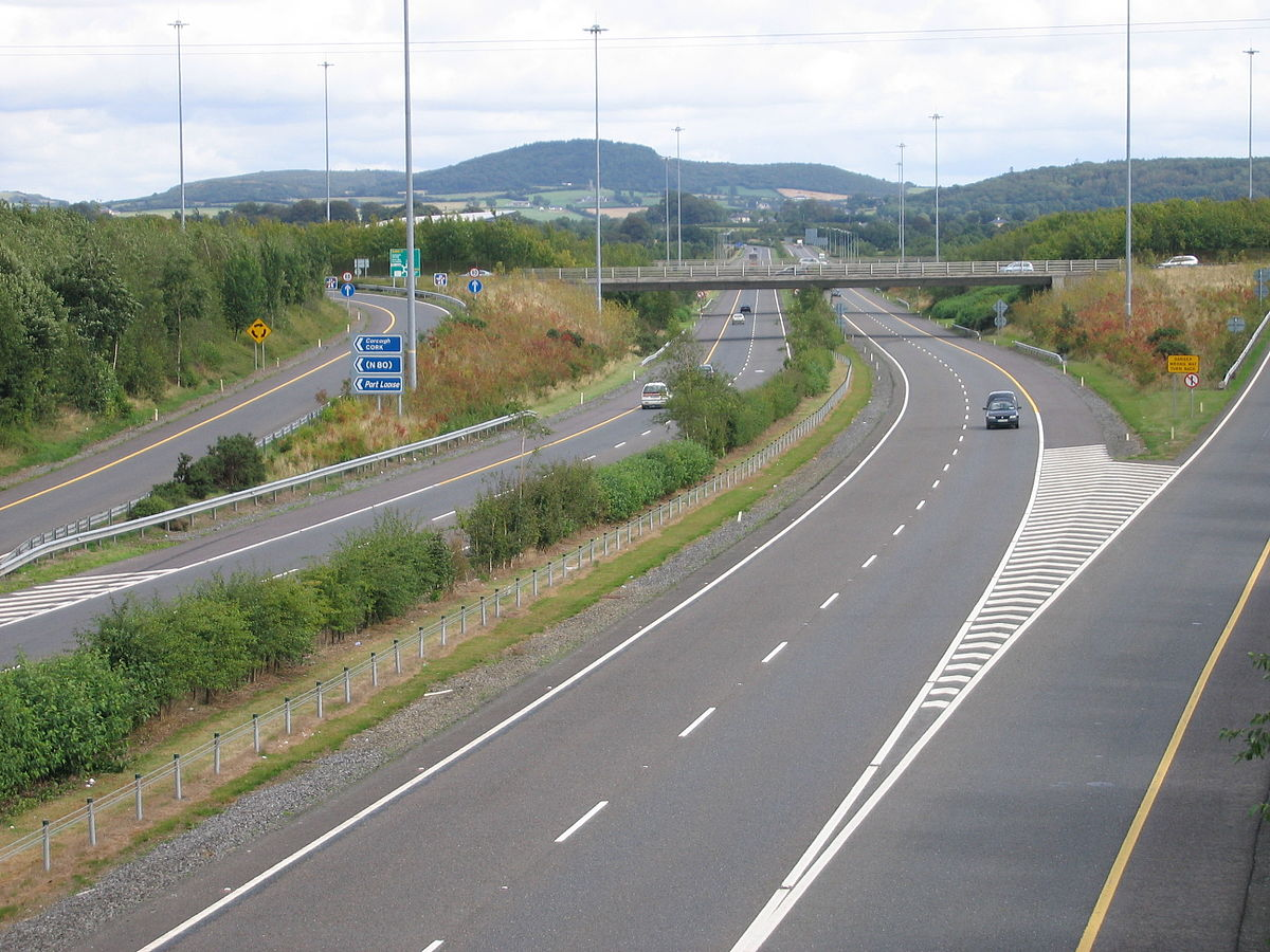 N8 road (Ireland) - Wikipedia