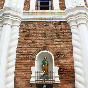 Tuguegarao Cathedral - Image: JC Tuguegarao 14