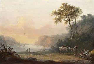 Johann Jacob Tischbein German artist