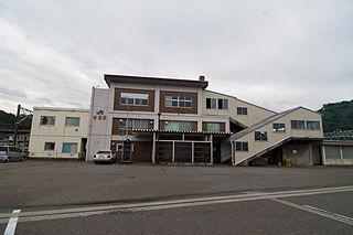 Ōmi Station (Niigata)