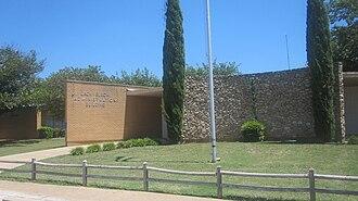 Ranger College - Jack Elsom Administration Building