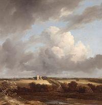 Jacob van Ruisdael - Landscape Near Haarlem.jpg
