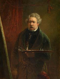 Jacobus Josephus Eeckhout painter