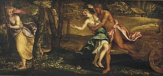 The Abduction of Proserpina