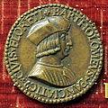 Jacques gauvain, medaglia di bartolomeo panciatichi, 1517.JPG