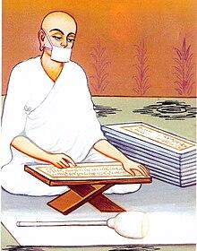 Jainismo. 220px-Jain_Sthanakvasi_monk