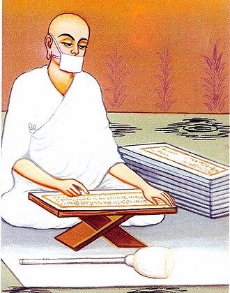 Śramaṇa - A Jain monk