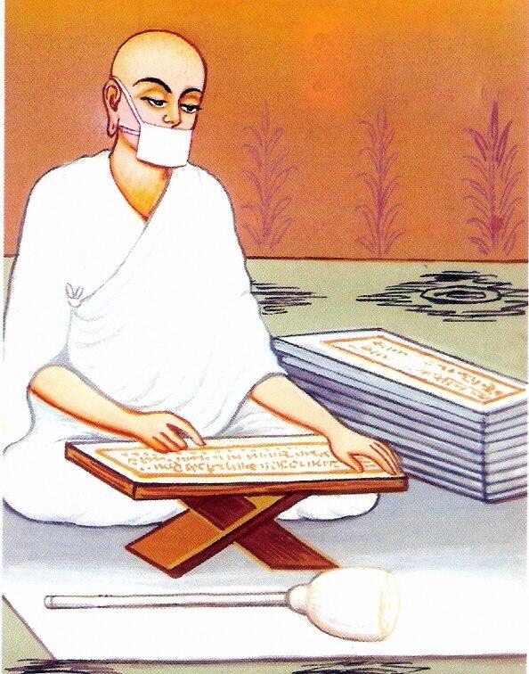 Jain Sthanakvasi monk