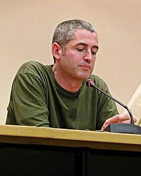 José Ángel Mañas Spanish novelist
