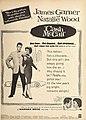 James Garner and Natalie Wood in 'Cash McCall', 1960.jpg