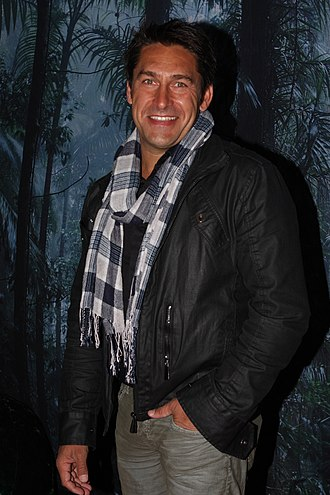 The Block (Australian TV series) - Jamie Durie hosted the first two seasons of the show.