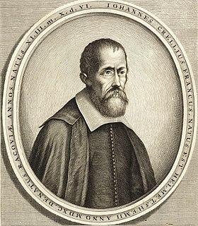 Johannes Crellius German theologian