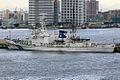 Japan Coast guard Shikine (PL109) 20061210.jpg