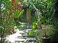 Jardin privatif à l'hôtel Tegal Sari (Ubud) - panoramio.jpg