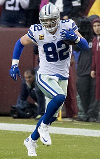 Jason Witten American football tight end