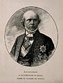 Jean-Louis-Armand de Quatrefages de Bréau. Wood engraving. Wellcome V0004838.jpg
