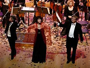 Jean-Paul Fouchécourt - Jean-Paul Fouchécourt, Jennifer Larmore, Philippe Bach.