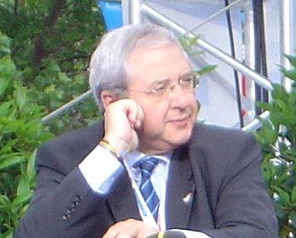 Jean-Paul Huchon - Image: Jean Paul Huchon dsc 03571