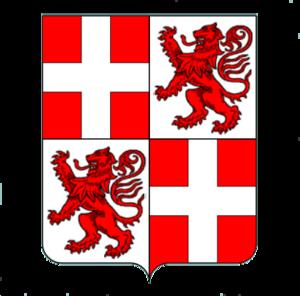 Jean de la Cassière - La Cassière's coat of arms