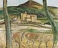 Jean Marchand - Paysage de Céret (1912).jpg