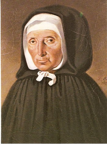 Blessed Jeanne Jugan (October 25, 1792 – 1879)...
