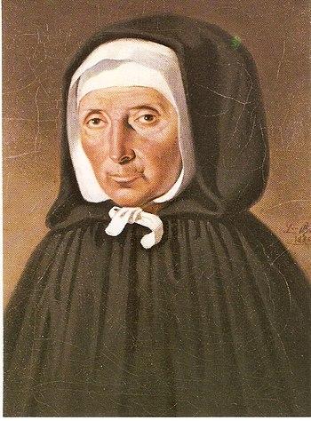 Blessed Jeanne Jugan (October 25, 1792 – 1879)...